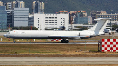 EW-505TR - Rada Airlines Ilyushin Il-62 (all models)