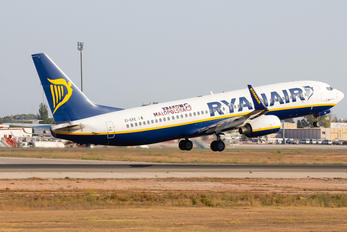 EI-EKE - Ryanair Boeing 737-800