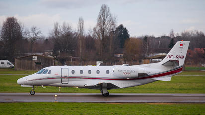 OE-GHB - Private Cessna 560XL Citation XLS
