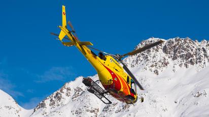 HB-ZMU - Heli Bernina Eurocopter AS350 Ecureuil / Squirrel