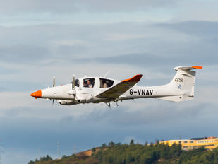 G-VNAV - Flight Calibration Services Diamond DA62