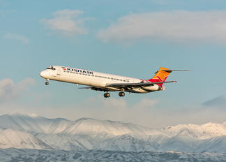 EP-LCO - Kish Air McDonnell Douglas MD-83