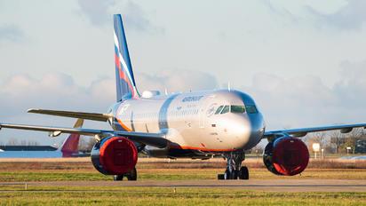 VP-BPQ - Aeroflot Airbus A320 NEO