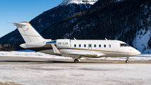 OE-LUA - International Jet Management Bombardier Challenger 650 aircraft
