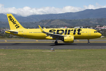N929NK - Spirit Airlines Airbus A320 NEO
