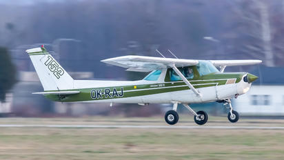 OK-RAJ - Private Cessna 152