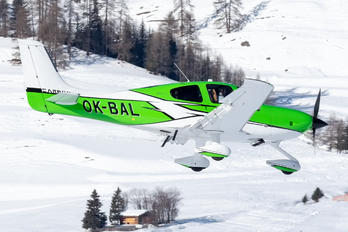 OK-BAL - Private Cirrus SR22T