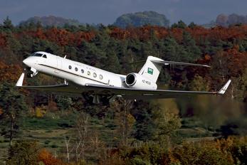 HZ-MS5B - Saudi Medevac Gulfstream Aerospace G-V, G-V-SP, G500, G550