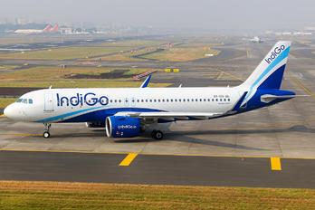 VT-ITV - IndiGo Airbus A320 NEO