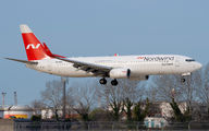 VP-BSA - Nordwind Airlines Boeing 737-800 aircraft