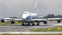 VQ-BUU - Air Bridge Cargo Boeing 747-400F, ERF aircraft