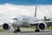 A6-ECB - Emirates Airlines Boeing 777-300ER aircraft