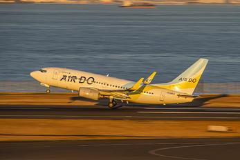 JA09AN - Air Do - Hokkaido International Airlines Boeing 737-700