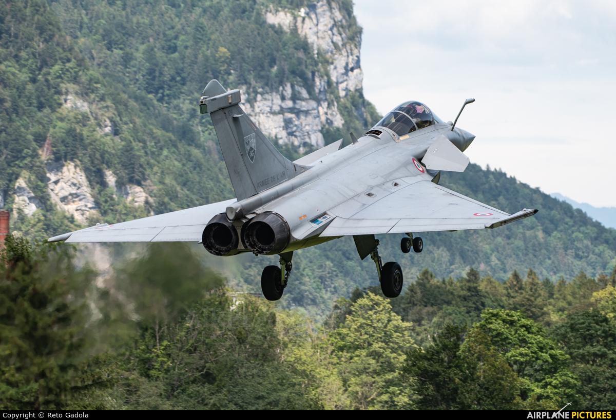 France - Air Force 129 aircraft at Mollis