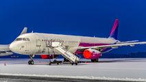 HA-LXO - Wizz Air Airbus A321 aircraft