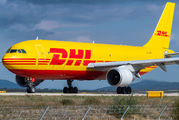 D-AEAT - DHL Cargo Airbus A300F aircraft