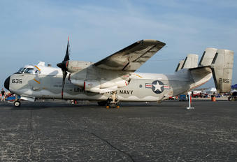 162166 - USA - Navy Grumman C-2 Greyhound