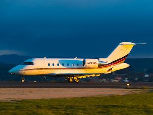 N241QS - Netjets (USA) Bombardier Challenger 650