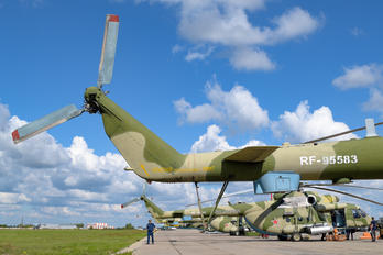 RF-95583 - Russia - Air Force Mil Mi-8AMTSh-1