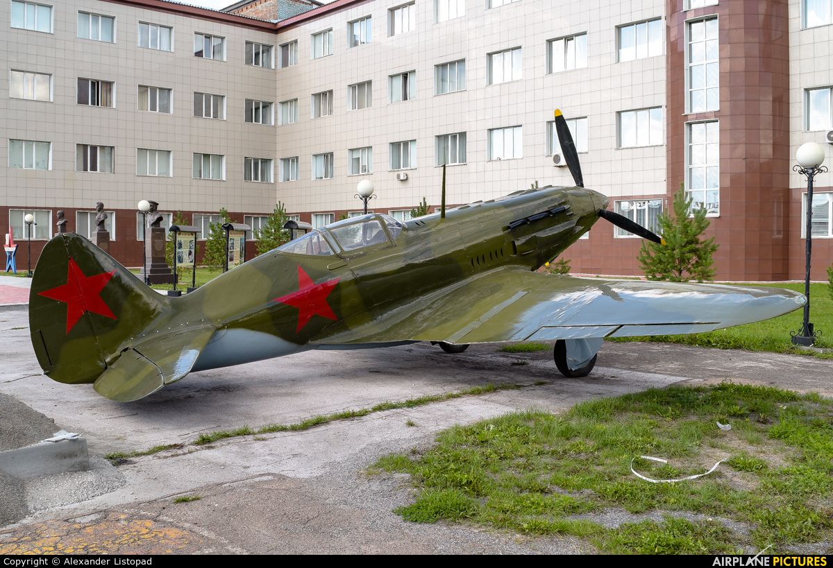Soviet Union - Air Force - aircraft at Novosibirsk