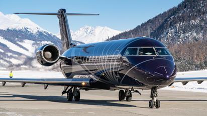 LY-VTA - KlasJet Canadair CL-600 CRJ-200