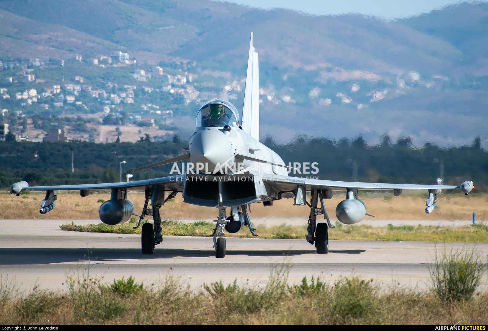 Royal Air Force ZK329 aircraft at Athens - Eleftherios Venizelos