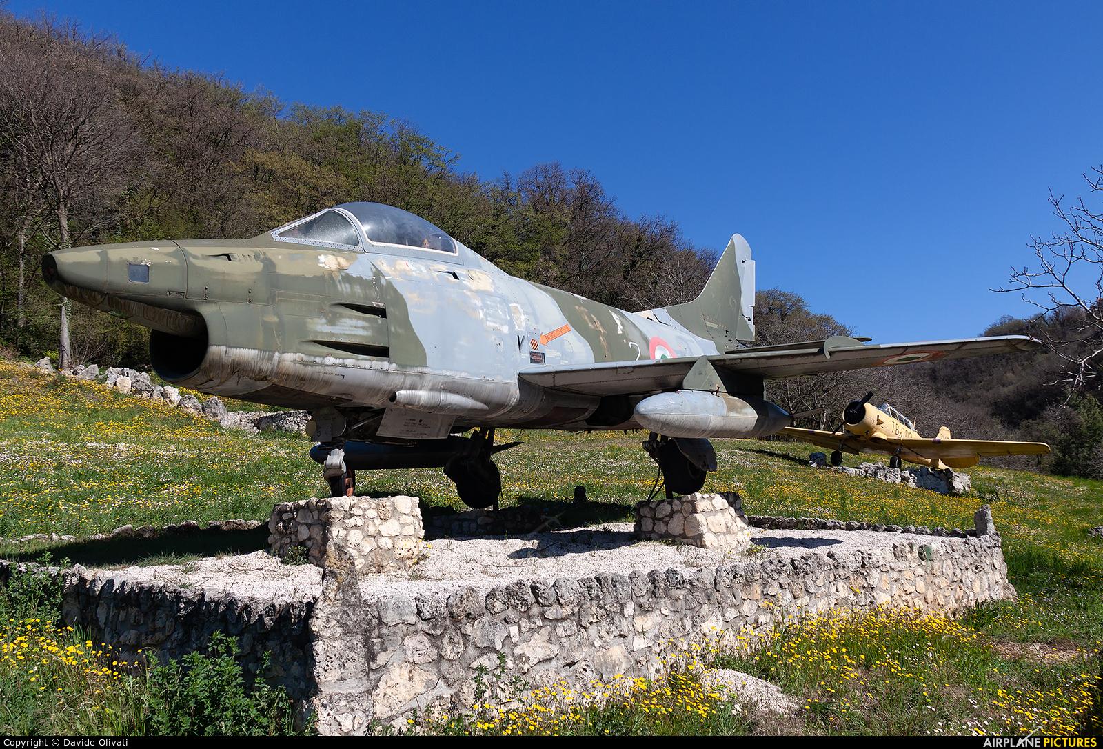 Italy - Air Force MM aircraft at Off Airport - Italy