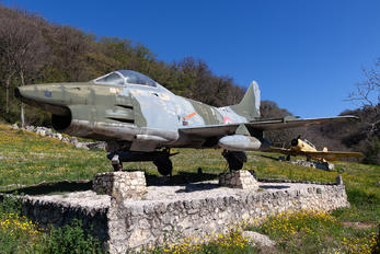 MM - Italy - Air Force Fiat G91