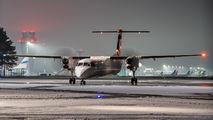SP-EQL - LOT - Polish Airlines de Havilland Canada DHC-8-402Q Dash 8 aircraft