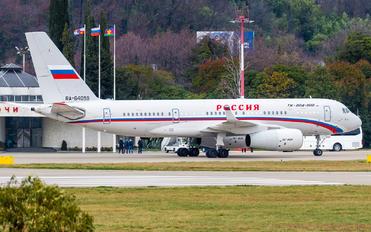 RA-64059 - Rossiya Special Flight Detachment Tupolev 204-300