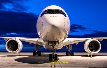 EC-NBE - Iberia Airbus A350-900