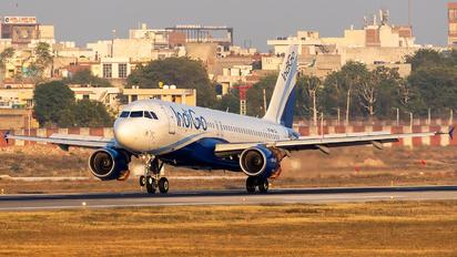VT-IHH - IndiGo Airbus A320