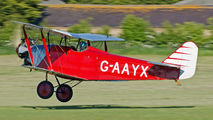 G-AAYX - The Shuttleworth Collection Southern Aircraft Martlet aircraft