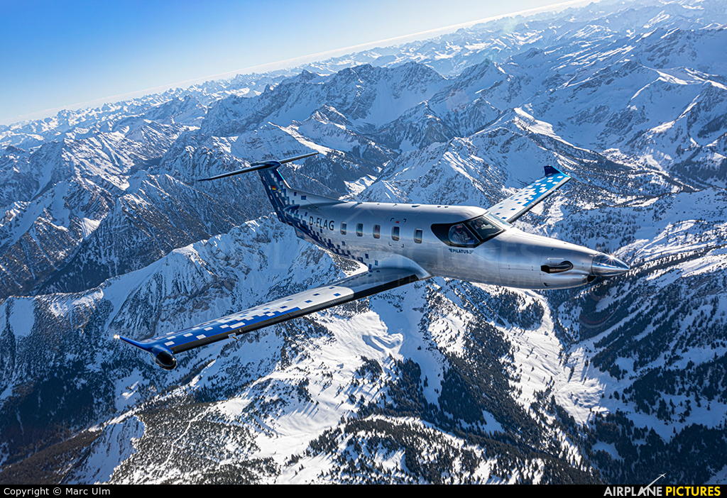 Private D-FLAG aircraft at In Flight - Switzerland