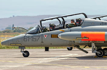 MM55087 - Italy - Air Force Aermacchi MB-339CD