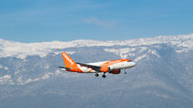 HB-JYK - easyJet Switzerland Airbus A319 aircraft