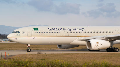 HZ-AQ12 - Saudi Arabian Airlines Airbus A330-300