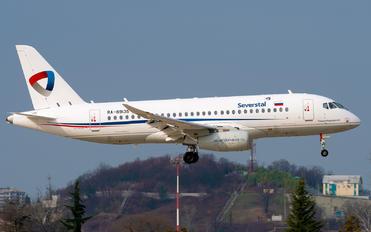 RA-89135 - Severstal Sukhoi Superjet 100