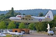 G-BNPH - Private Percival P.66 Pembroke C.1 aircraft