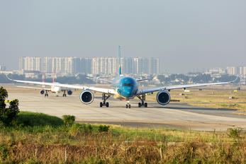 VN-A896 - Vietnam Airlines Airbus A350-900
