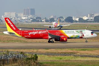 VN-A521 - VietJet Air Airbus A321 NEO