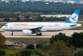 TC-FHG - FreeBird Airlines Airbus A320