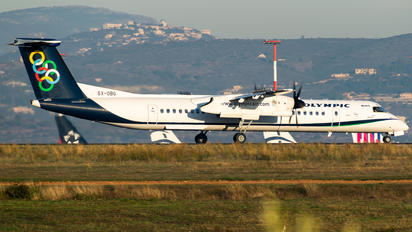 SX-OBG - Olympic Airlines de Havilland Canada DHC-8-400Q / Bombardier Q400