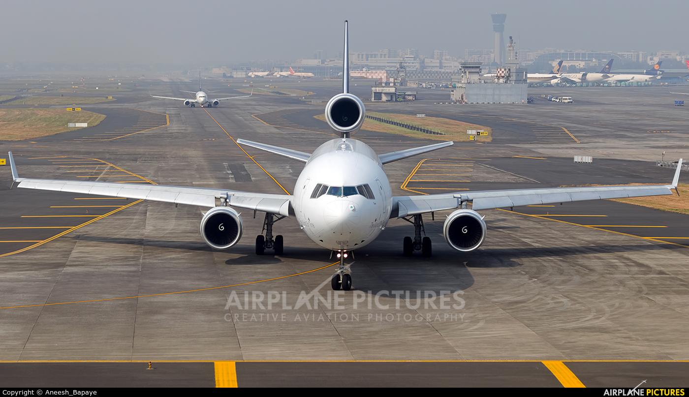 FedEx Federal Express N616FE aircraft at Mumbai - Chhatrapati Shivaji Intl