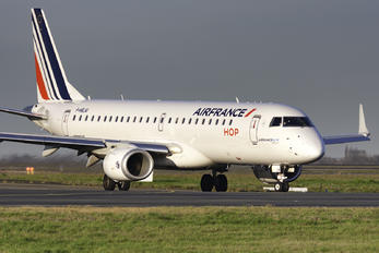 F-HBLM - Air France - Hop! Embraer ERJ-190 (190-100)