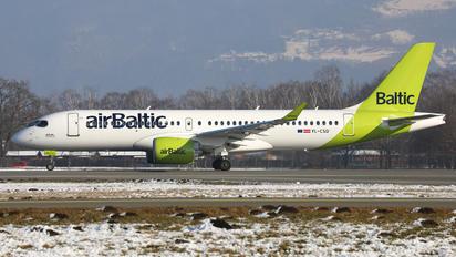 YL-CSD - Air Baltic Airbus A220-300