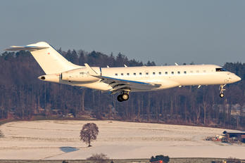 HB-JSK - Execujet Europa AS Bombardier BD-700 Global 6000