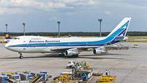 Aerolineas Argentinas LV-OEP image