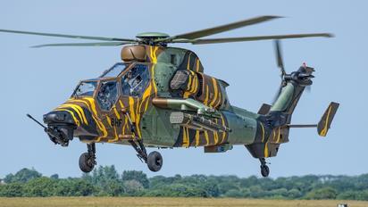 2018/BHF - France - Army Eurocopter EC665 Tiger