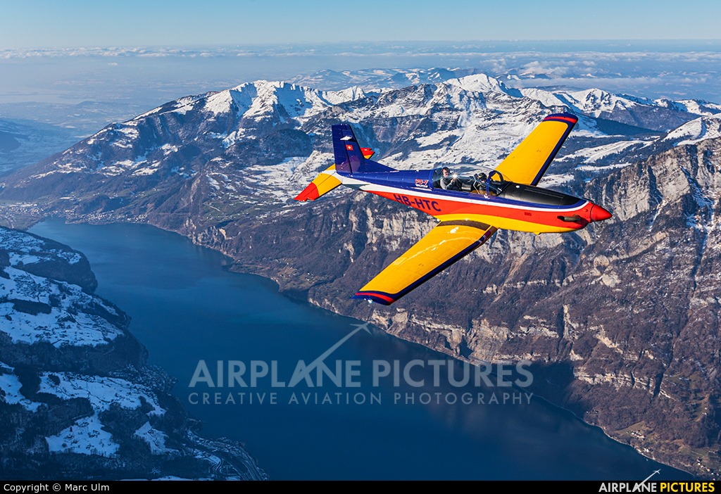 Private HB-HTC aircraft at In Flight - Switzerland